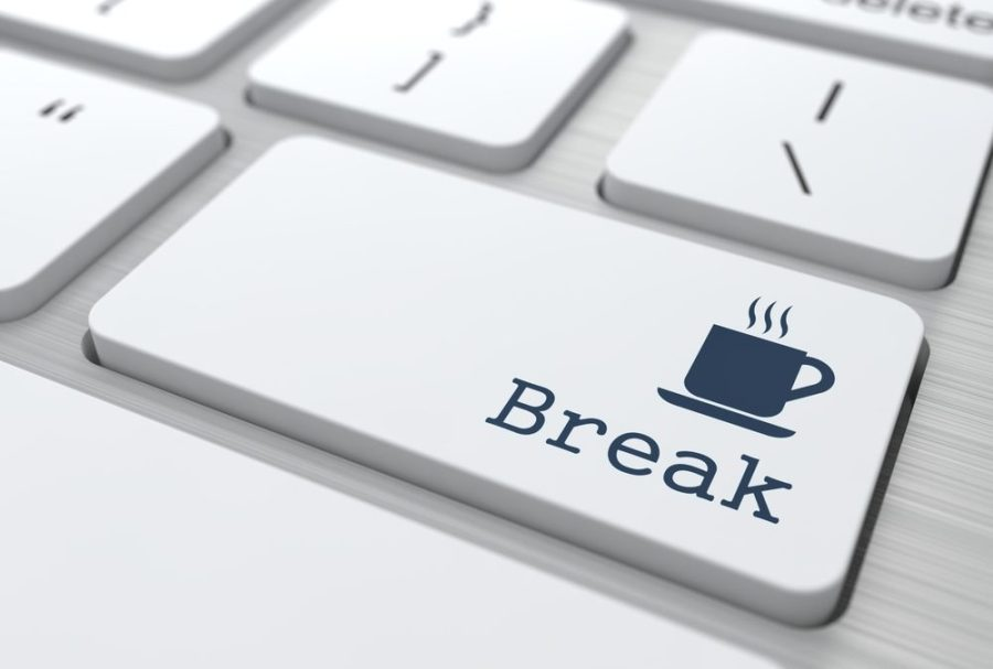 Break from your work