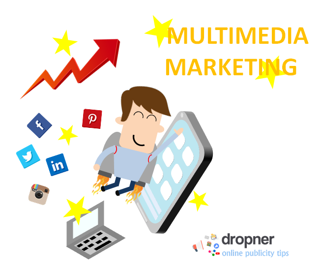 Multimedia-Marketing