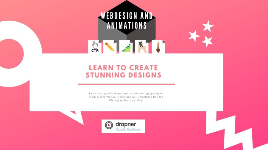 Blog Banner Web Design