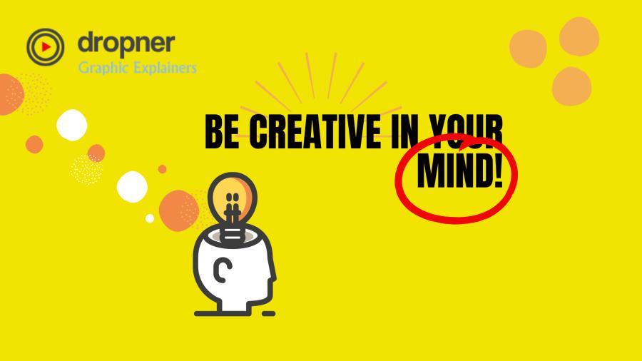 Creative Mind - Blog Banner