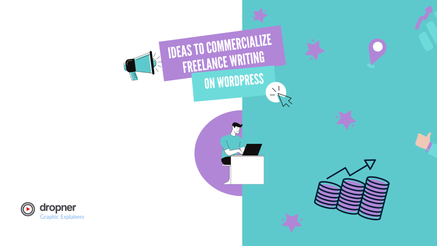 Commercialize and Freelance Writing