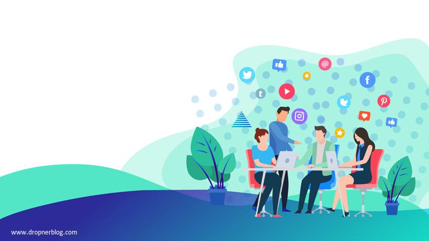 social media promote